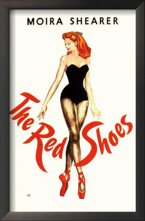 The Red Shoes Prints