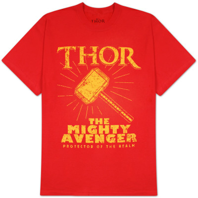 Thor  - Athletic Avenger T-Shirt