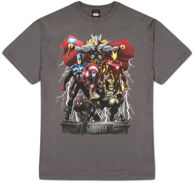 The Avengers  - Lightening Storm Camiseta