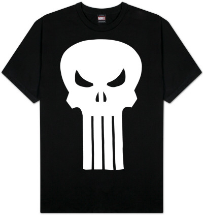 The Punisher  - Plain Jane T-Shirt