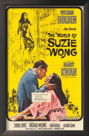 The World of Suzie Wong Prints