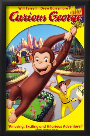 Curious George Posters