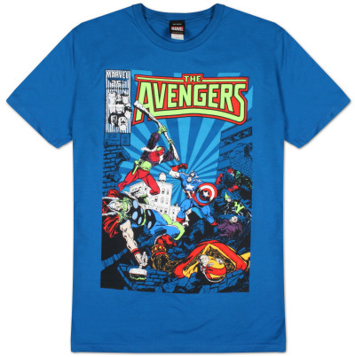 The Avengers  - Vengers Camiseta