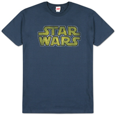 Star Wars  - Star Logo T-Shirt