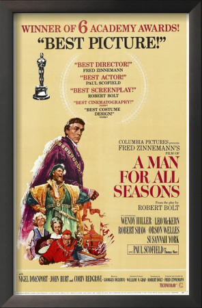 A Man for All Seasons Posters