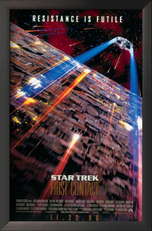 Star Trek: First Contact Posters