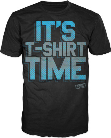 Jersey Shore - T -Shirt Time T-Shirt