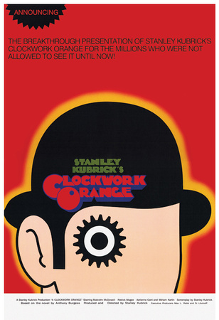 Clockwork Orange - One-Sheet Poster