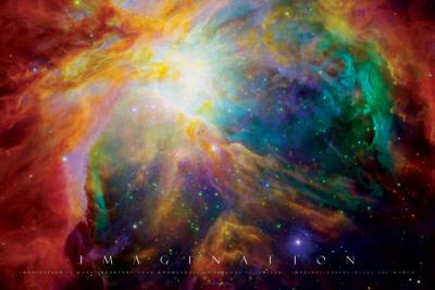 Imaginação, Nébula Pôster