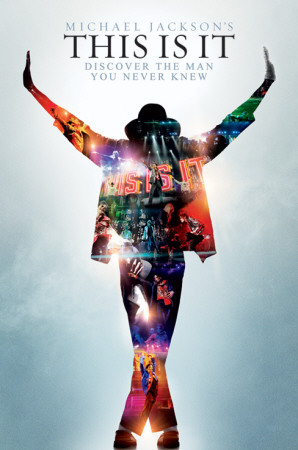 Michael Jackson - This Is It Plakat