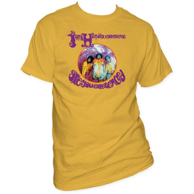 Jimi Hendrix - Are you Experienced T-Shirt