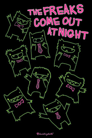 D&G Monster Mash – Freaks Come Out At Night Prints