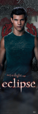 Twilight - Eclipse (Jacob) Affiche