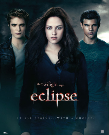 Twilight - Eclipse (One-sheet) Mini-affiche