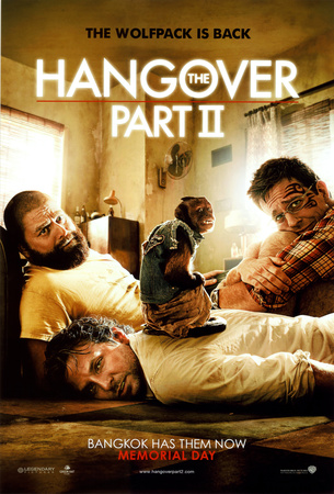 The Hangover Part II Póster