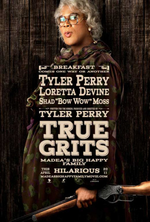 Madea's Big Happy Family - True Grits Masterprint