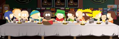 South Park - Das Letzte Abendmahl Stampe
