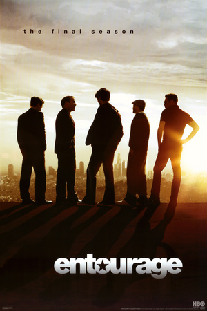 Entourage - Season 8 Plakat