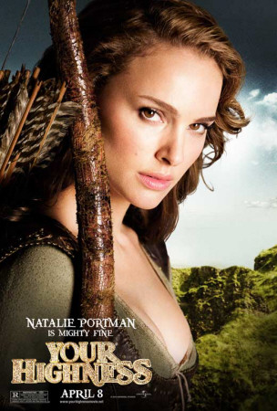 natalie portman your highness pictures. Your Highness - Natalie