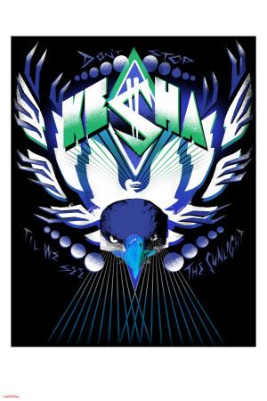 free kesha posters. Kesha Premium Poster