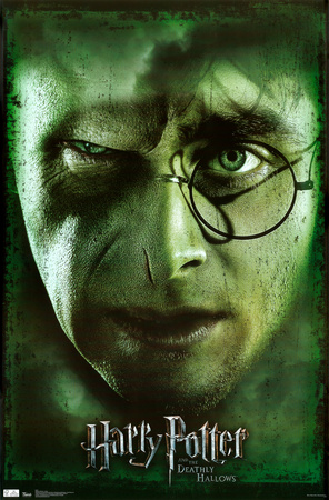 Harry Potter and the Deathly Hallows Part II Affiche