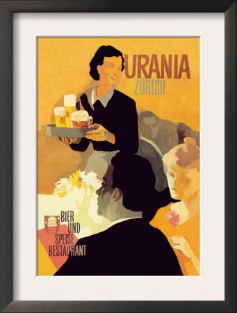 Urania Bier Und Speise Restaurant Art