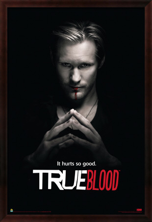 true blood eric poster. Trueblood – Eric Solo Framed
