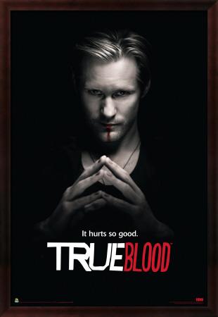 true blood rolling stone poster. rolling stone true blood