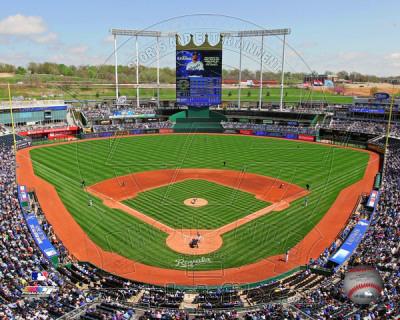 Kauffman Stadium 2011 Photo