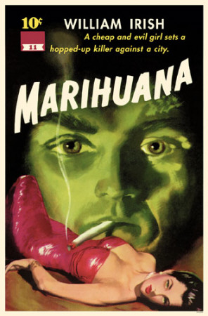 Marihuana Pulp Cover Masterprint