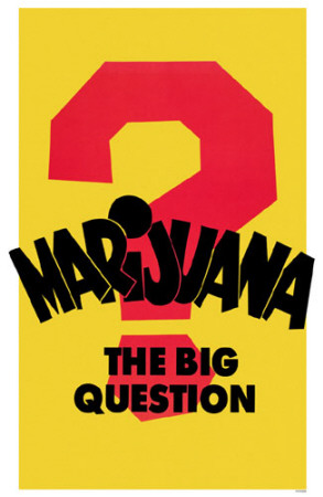 Marijuana The Big Question Tryckmall