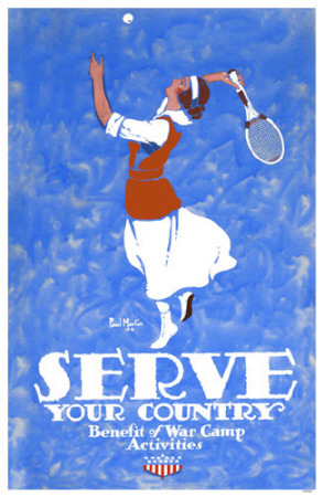 Serve Your Country Lámina maestra
