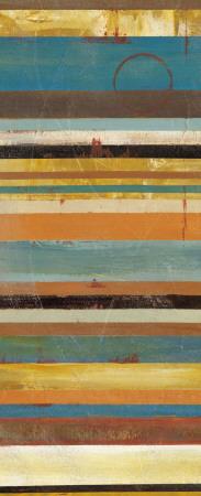 Stripes Panel II Prints by Cheryl Martin