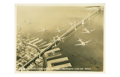 Bay Bridge Posters