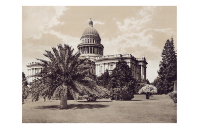State Capitol Prints