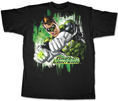 Green Lantern - Lantern Ring T-Shirt