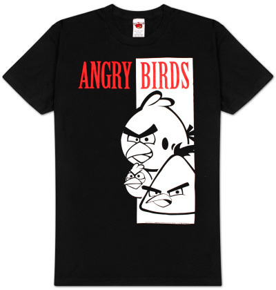 Bird Face T-Shirt
