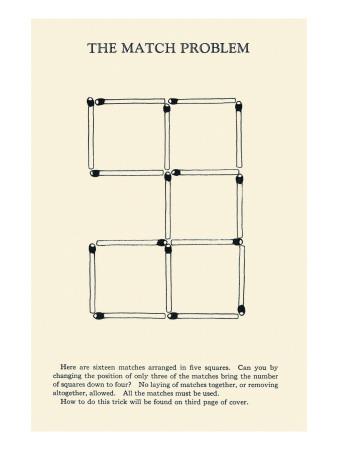 Match Problem Prints