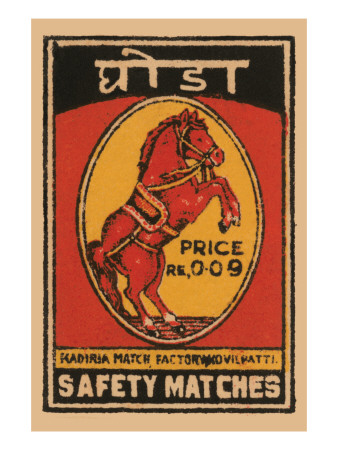 Safety Matches Posters