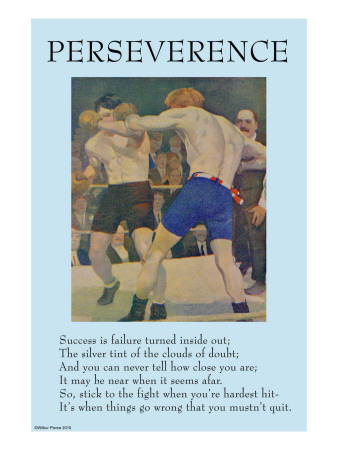 Perseverence Prints