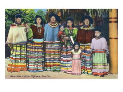 algunas tribus de indios americanos
