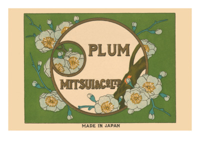 Special Selection Plum By Matsui Posters
