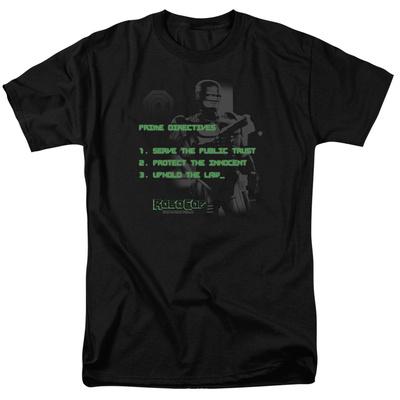 Prime Directives T-Shirt