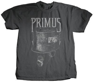 Primus - Monkey In Top Hat Shirt