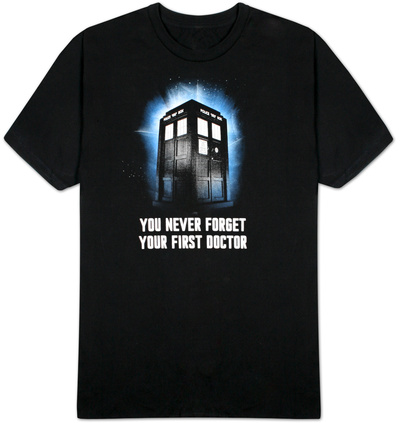 Dr. Who - First Doctor T-Shirt