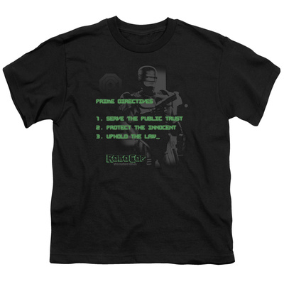 Youth:   Prime Directives Shirt
