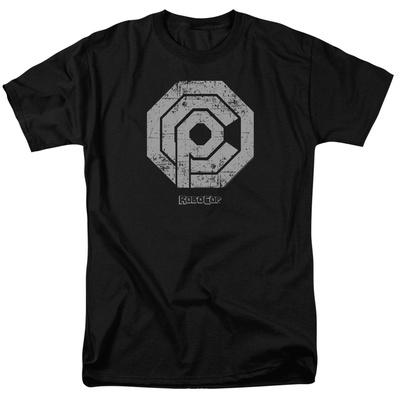Distressed OCP Logo T-shirts