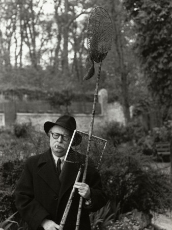 Jean Rostand, April 24, 1959 Photographic Print