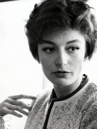 Anouk Aimée Photographic Print by Luc Fournol
