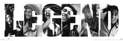 Bob Marley - Legend poster
